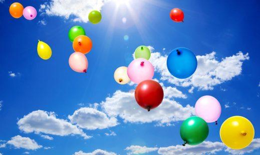 Balon Hitam Pun Bisa Terbang