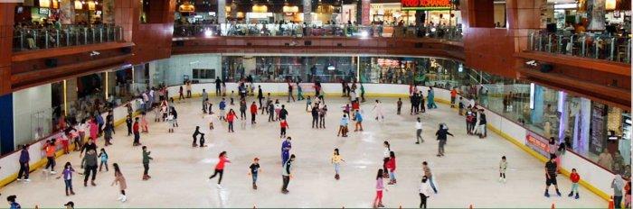 Ice Skating: Keseimbangan Hidup