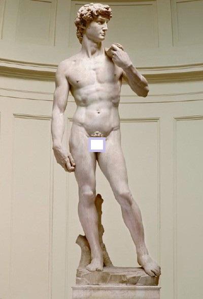 Patung: Karya Besar Michael Angelo