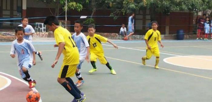 Kompetisi Mencari JUARA Futsal