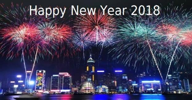 Gebyar Tahun Baru 2018