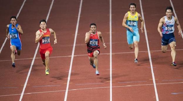 Lari Sprint dan Marathon