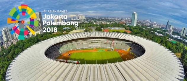 Hadiah Asian Games 2018