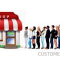 Berbisnis, Menjemput Hati Customer