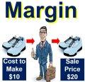 Menghitung MARGIN Dalam Bisnis