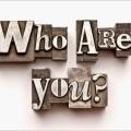 Siapakah Anda?