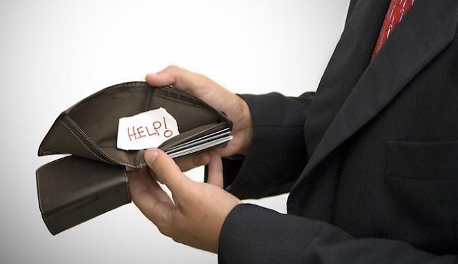 Dompet Kosong, Tidak Ada Uang