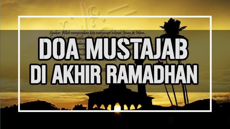 Doa Akhir Ramadhan
