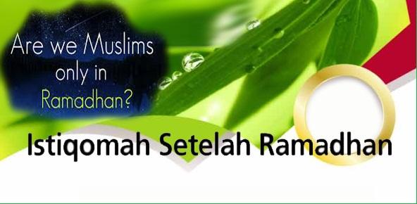 Muhasabah Pasca Ramadhan
