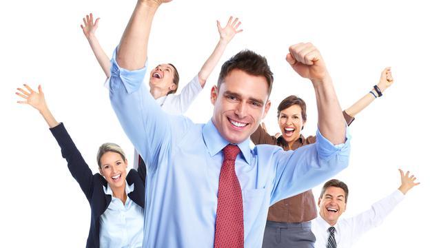 Happy Dalam Bekerja