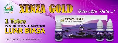 XENZA GOLD - Herballove