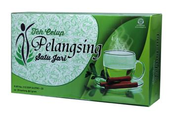 TEH CELUP PELANGSING - Herballove